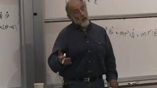 Lecture 5 | Modern Physics: Classical Mechanics (Stanford)