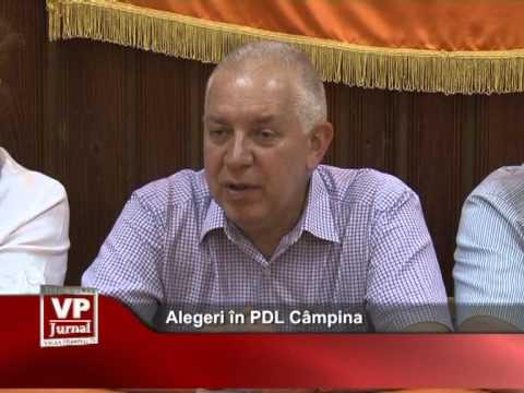 Alegeri în PDL Câmpina