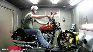 10. 2011 Harley-Davidson Blackline FXS Dyno Run