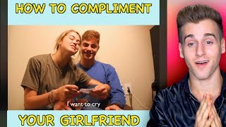 Video How To Compliment Your Girlfriend Ft. My Brother MP3, 3GP, MP4, WEBM, AVI, FLV Maret 2019