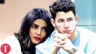 Video There's Something Strange Happening With Priyanka Chopra And Nick Jonas Marriage MP3, 3GP, MP4, WEBM, AVI, FLV Mei 2019