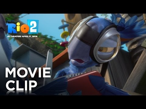 Rio 2 (Clip 'Amazon or Bust')
