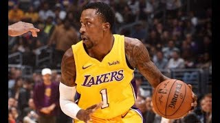 Best of the Lakers' Comeback in the 2nd Half | November 21, 2017 by NBA