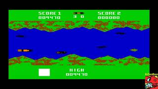 River Rescue (Commodore 64 Emulated) by ILLSeaBass