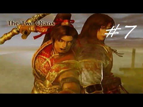 Let's Play Dynasty Warriors 5 XL #7 - The Two Qiaos