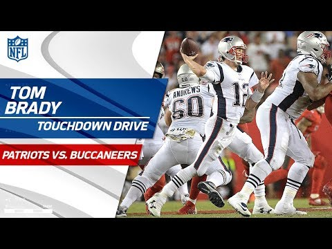 Video: Tom Brady Leads Efficient TD Drive to Take the Lead! | Patriots vs. Buccaneers | NFL Wk 5 Highlights