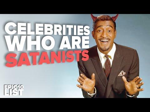10 FAMOUS SATANISTS