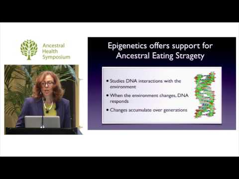 Updating our Definition of the Original Human Diet — Cate Shanahan, M.D. (AHS14)