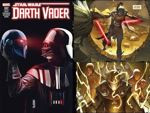 (Canon) Darth Vader #22 Fortress Vader Part 4 [Dark Lord Of The Sith]