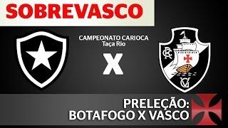 Nossas expectativas pro clássico entre Vasco e Botafogo pela segunda rodada do segundo turno do campeonato carioca! Confere aí! curta nossa Fan-page no Faceb...