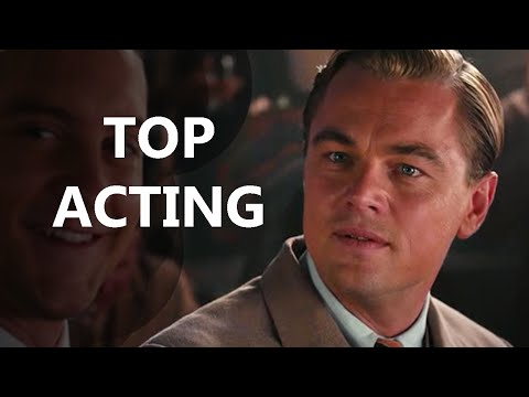3 minutes of Leonardo DiCaprio's terrific acting