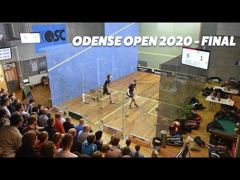 Sam Todd v Jan van den Herrewegen - Odense Open 2020 Final - Full Match