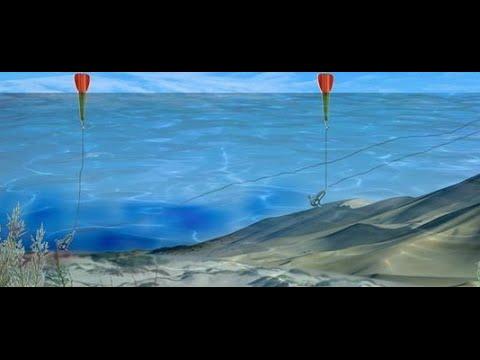 рыбалка исследование дна