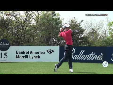 [1080p HD] Adam Scott 2012 Driver with Practice Golf Swing (11)_European Tour