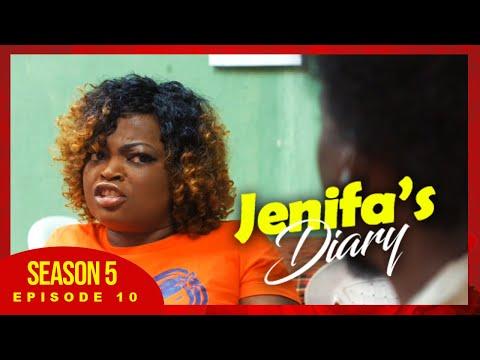 Jenifa's Diary Season 5 Episode 10 - Grace To Grass