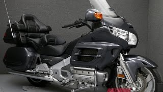 5. 2005  HONDA  GL1800 GOLDWING 1800 30TH ANNIVERSARY  - National Powersports Distributors