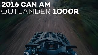 5. 5 Things I love about my 2016 Can am Outlander 1000R