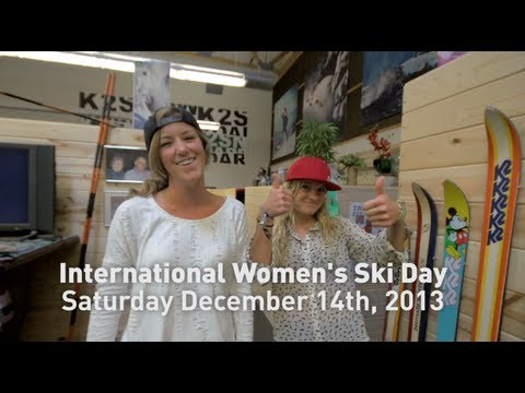 International Women's Ski Day 2013
