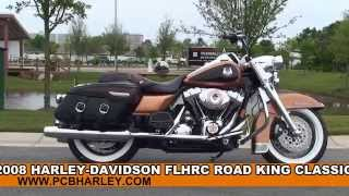 4. Used 2008 Harley Davidson Road King Classic For Sale in Navarre fl