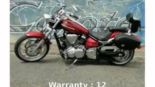 2. 2008 Yamaha Raider S - Features