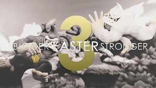 Bigger Faster Stronger 3: A Donkey Kong Combo Video