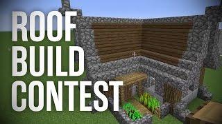 Roof Building Contest & Pet Winners! (OMGCRAFT Mini)