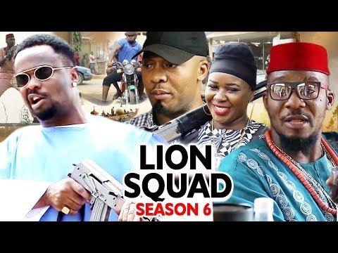 LION SQUAD SEASON 6 - (Zubby Micheal New Movie) 2019 Latest Nigerian Nigerian Nollywood Movie
