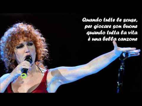 , title : 'Fiorella Mannoia - HO IMPARATO A SOGNARE + testo'