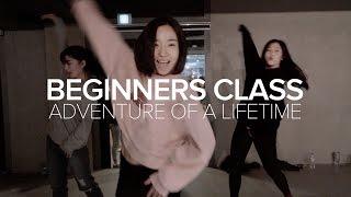 Adventure Of A Lifetime (Matoma Remix) - Coldplay / Beginners Class