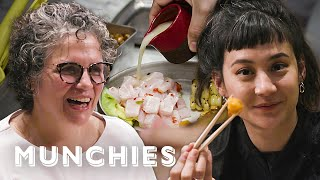 The Japanese-Peruvian Mashup Cuisine Born From Migration - Close To Home by Munchies
