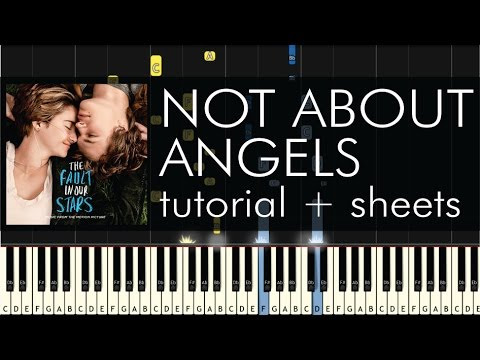 Not About Angels - Birdy video tutorial preview