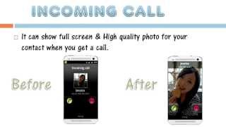 HD Full Screen Caller ID YouTube video