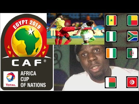 AFCON 2019 || QUARTER FINAL MATCH PREDICTIONS || SENEGAL BENIN, NIGERIA SOUTH AFRICA, ALGERIA,  etc
