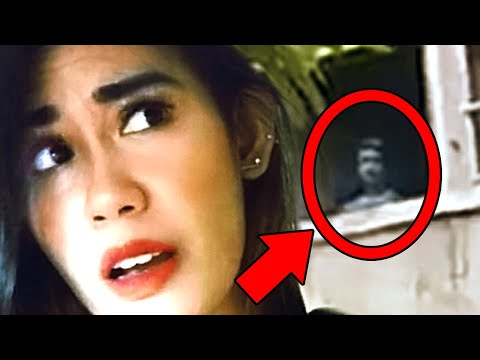 5 GHOST Videos SO SCARY You CAN'T Watch Them ALL