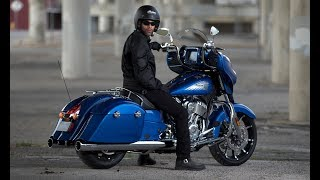 3. 2018 Indian Chieftain Limited