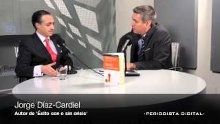 """Jorge Díaz-Cardiel: """"La crisis durará cinco años más y luego habrá un breve respiro"""""""