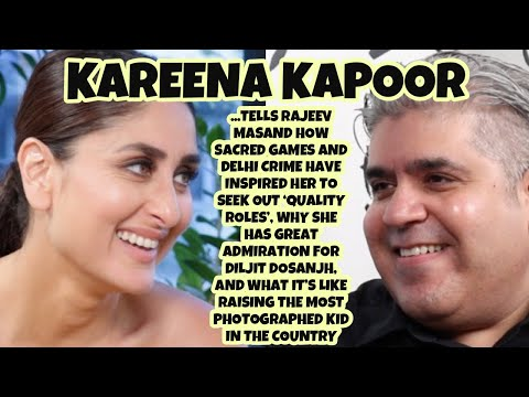Kareena Kapoor Interview With Rajeev Masand