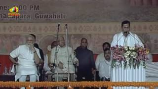 Watch Sarbananda Sonowal's first Speech As Assam's Chief Minister
