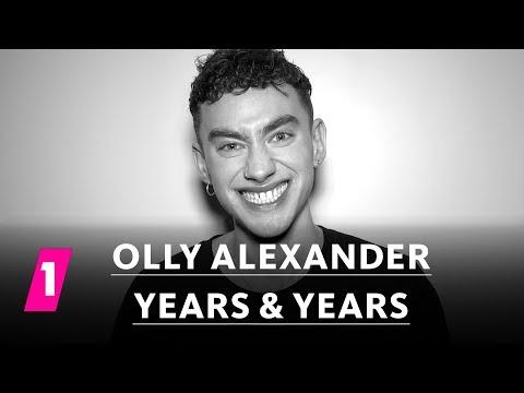 Olly Alexander von Years & Years im 1LIVE Fragenhagel | 1LIVE