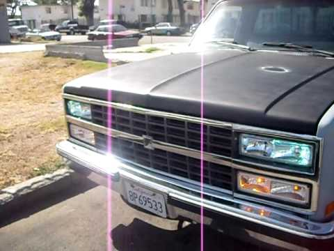 1981 chevy c10 short bed