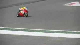 RC Moto GP Čelákovice 1st race 24.5.2008