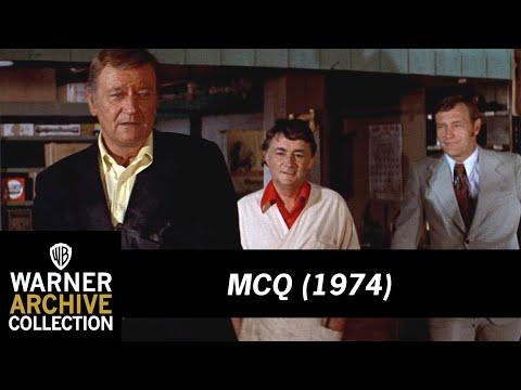 John Wayne's New Machine Gun   McQ   Warner Archive