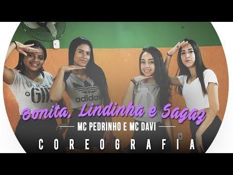 Bonita, Lindinha e Sagaz - MC Pedrinho e MC Davi  Coreografia CiabyMarinho