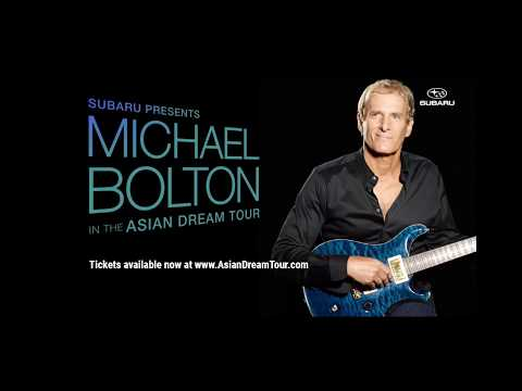 Michael Bolton - The Asian Dream Tour 2017