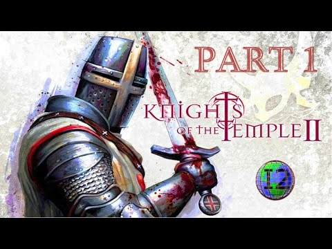 knights of the temple ii pc gameplay