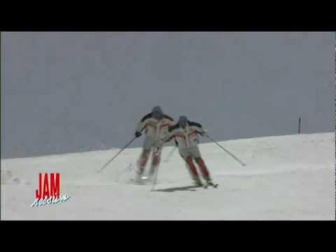 Sciare: Le curve
