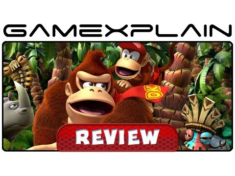 3DS - http://www.GameXplain.com In our review of Donkey Kong Country Returns 3D for the Nintendo 3DS, we explore how it stacks up to the fantastic Wii original! Do...