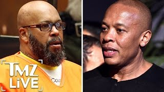 DR. DRE Fires Back at SUGE KNIGHT   TMZ Live