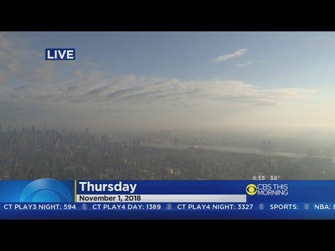 CBS2 News Update: 11/1 At 9 AM