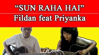 Download Video HEBOH!!! duet Fildan Bau Bau dengan orang india-sun raha hai MP3 3GP MP4